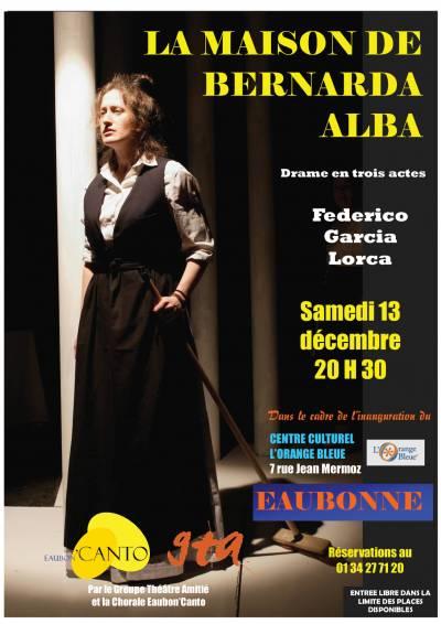 La maison de Bernarda Alba 2