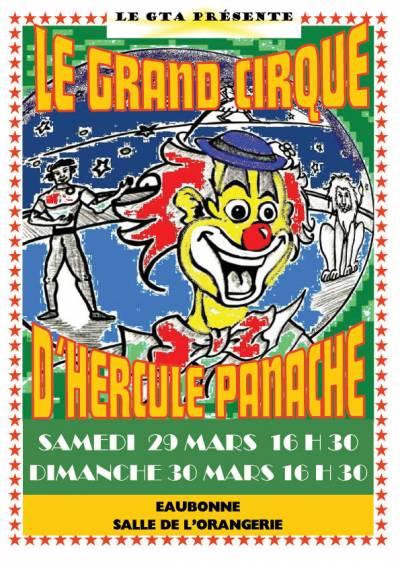 Le grand cirque d'Hercule Panache