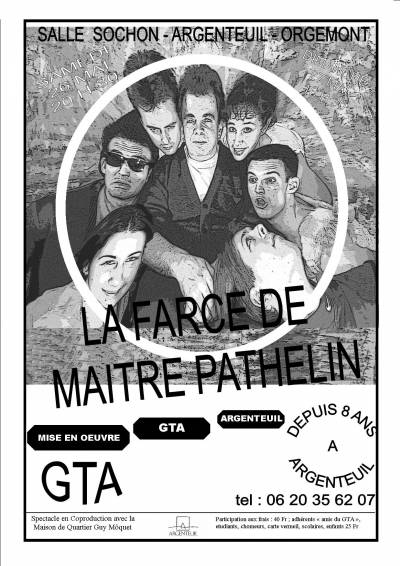 La farce de maitre Pathelin